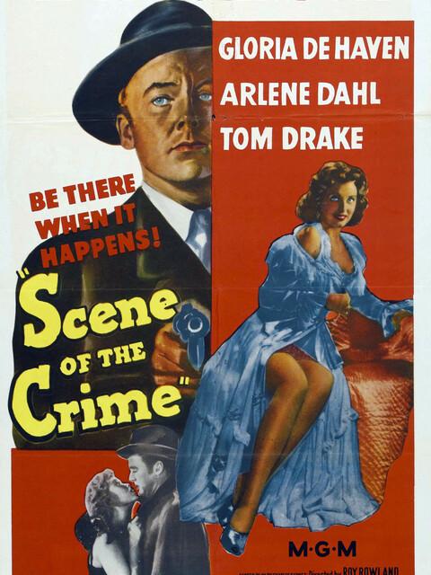 La Scène du crime