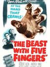 La bête aux cinq doigts