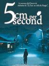 5 centimètres par seconde