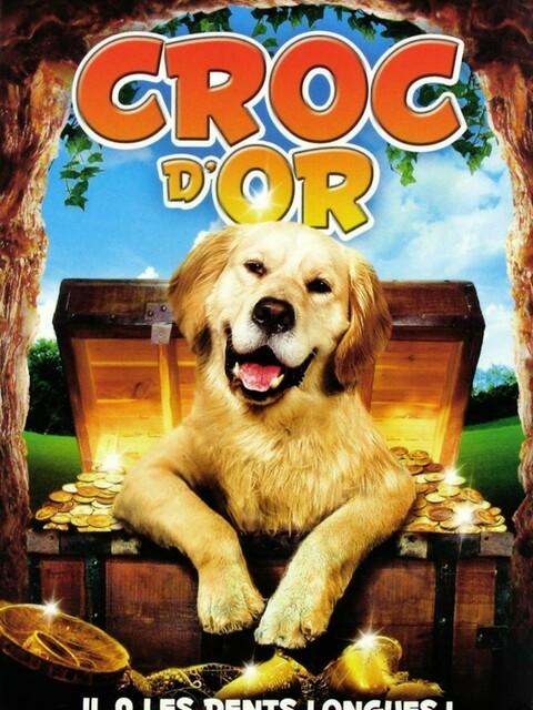 Croc d'or