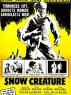 Le Redoutable homme des neiges