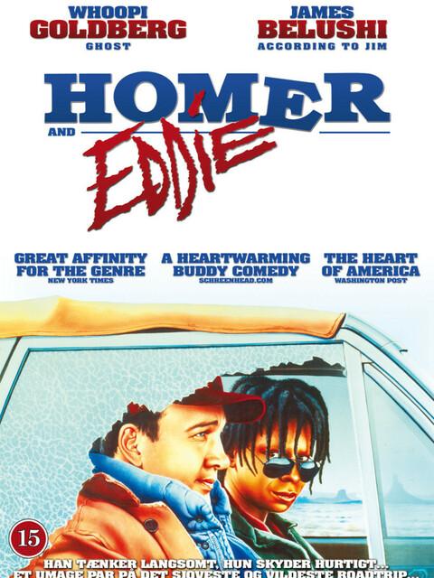 Homer et Eddie