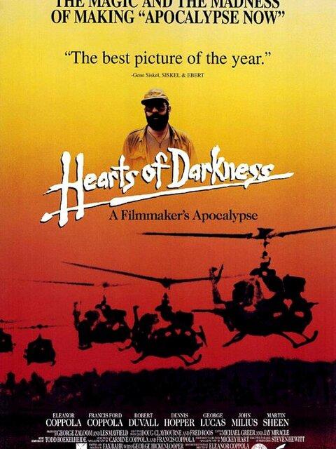 Aux cœurs des ténèbres - l'apocalypse d'un metteur en scène
