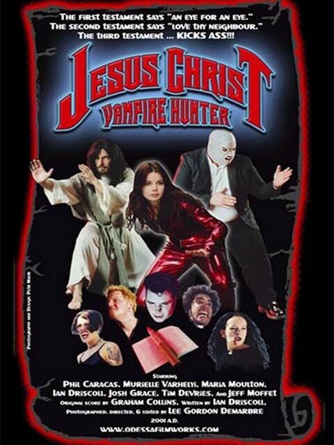Jesus Christ Chasseur de vampires