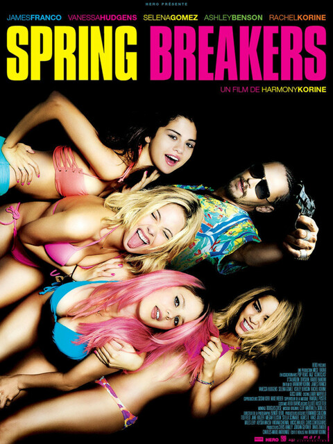film : Spring Breakers
