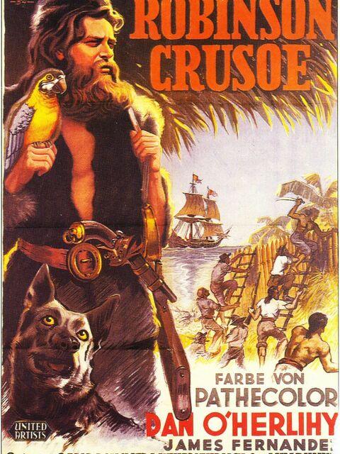 Les Aventures de Robinson Crusoe