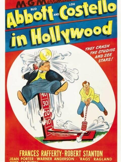 Abbott et Costello à Hollywood