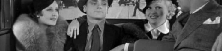 Lloyd Bacon & James Cagney