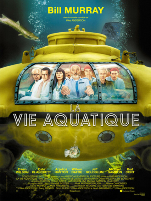 film : La Vie aquatique