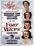 Quatre jeunes femmes
