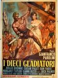 Les Dix gladiateurs