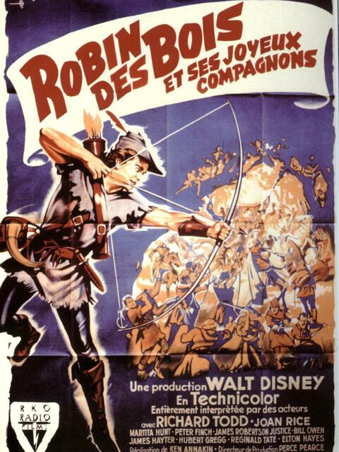 Robin des Bois et ses joyeux compagnons
