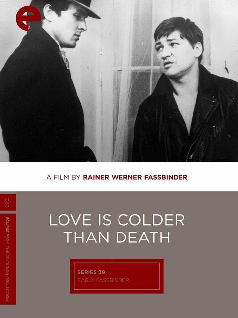 L'amour est plus froid que la mort