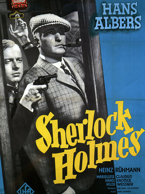 On a tué Sherlock Holmes
