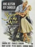 Un étranger sur les bras