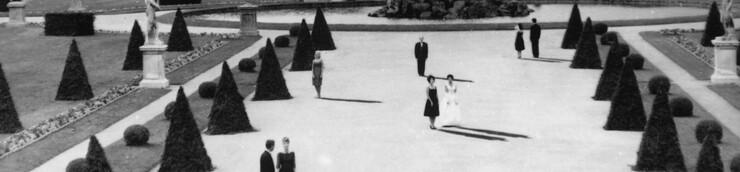 GIORGO ALBERTAZZI A VOIR APRES DECOUVERTE DANS MARIENBAD