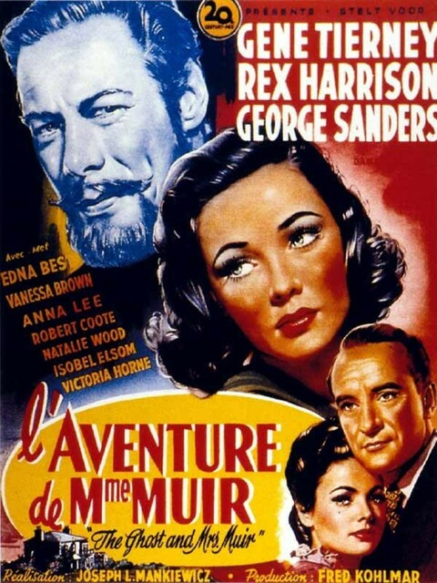 film : L'Aventure de Mme Muir