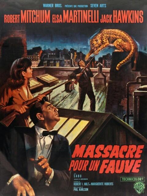 Massacre pour un fauve