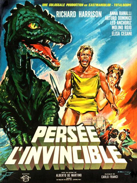 Persée L'invincible