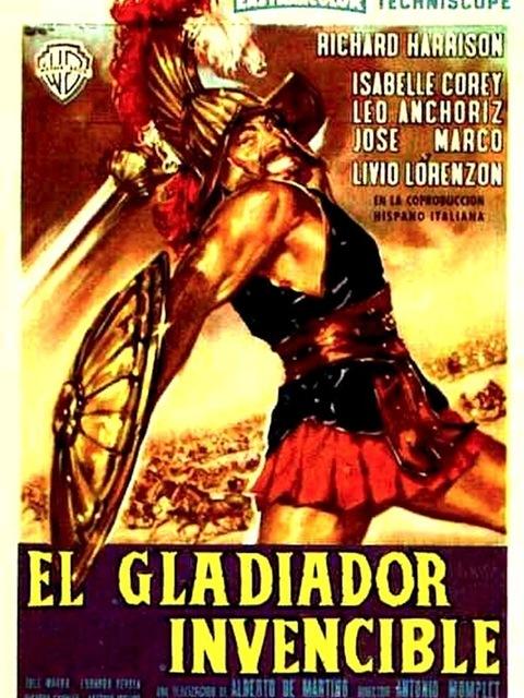 Le gladiateur invincible