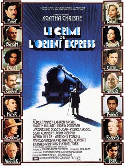 Le Crime de l'Orient Express