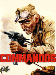Commandos, l'enfer de la guerre