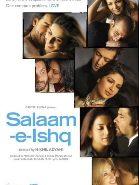 Salaam E Ishq : A Tribute to Love