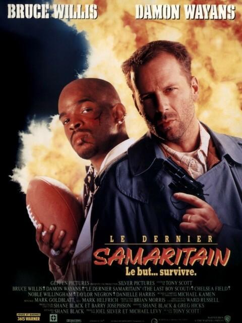 Le Dernier samaritain