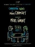 Conversation animée avec Noam Chomsky