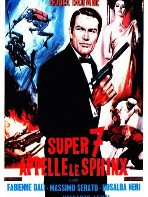 Super 7 appelle le sphinx