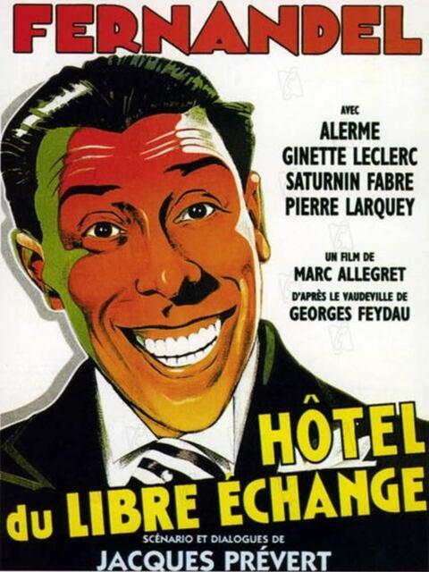 L'Hotel du libre-echange