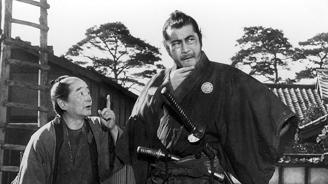 le garde du corps kurosawa
