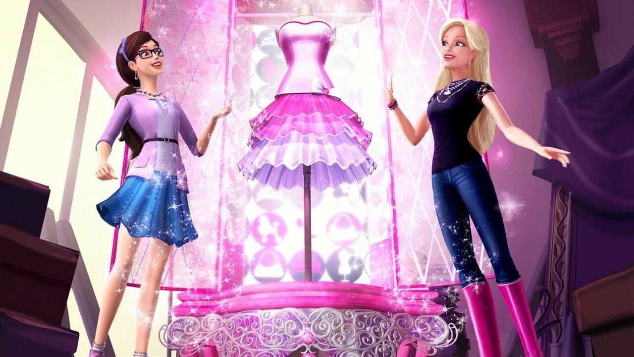 Barbie La Magie De La Mode Un Film De 2010 Vodkaster