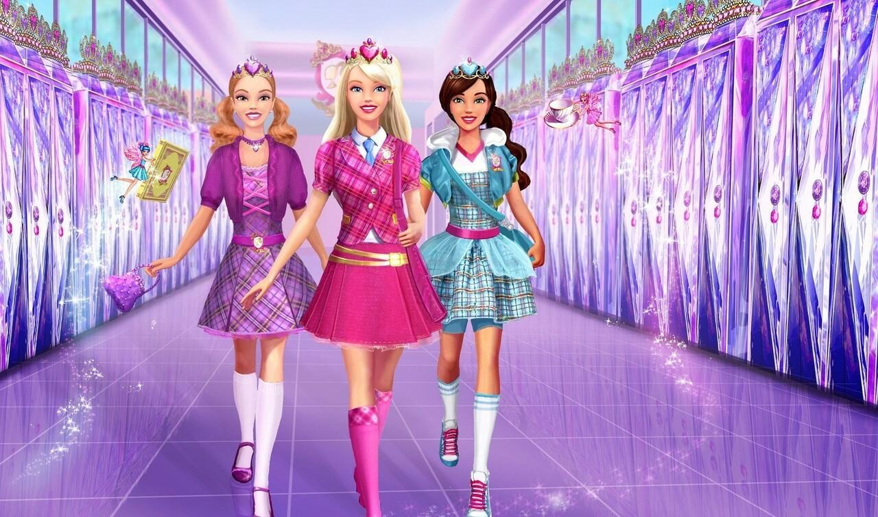 Barbie apprentie princesse un film de 2011 vodkaster - Coloriage barbie apprentie princesse ...