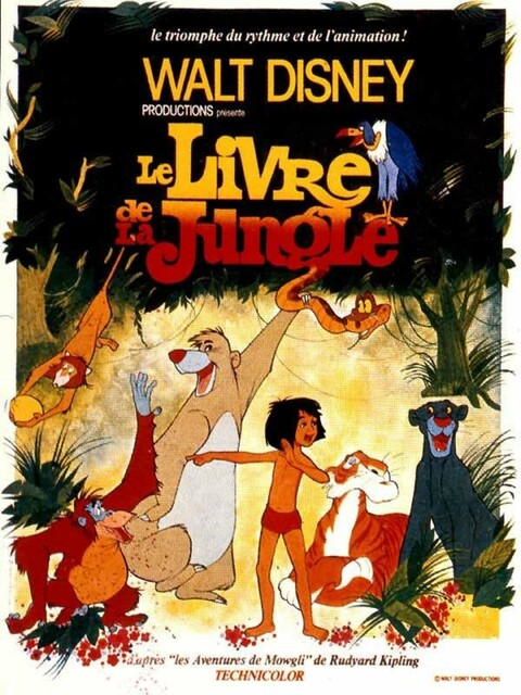 film : Le Livre de la jungle