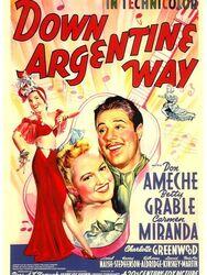 Sous le ciel d'Argentine