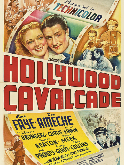 Hollywood Cavalcade