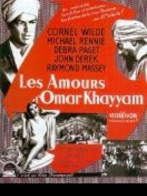 Les Amours d'Omar Khayyam