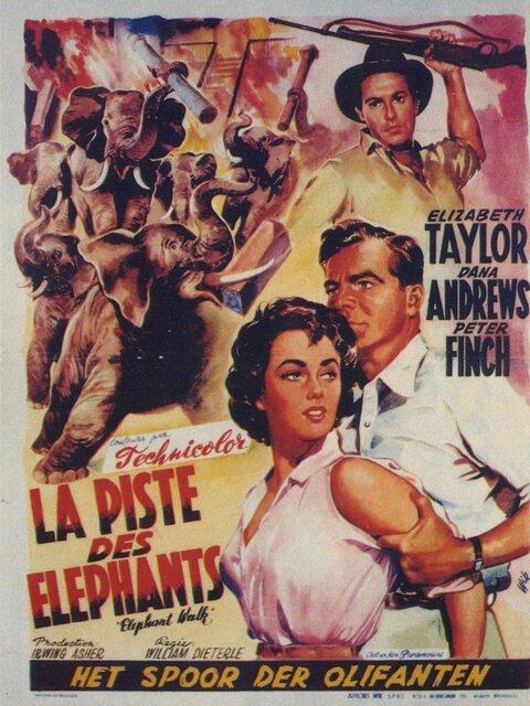 La Piste des éléphants