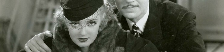 William Dieterle & Bette Davis