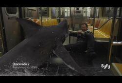 bande annonce de Sharknado 2