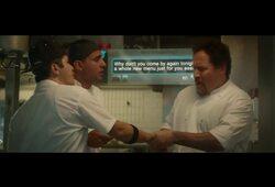 bande annonce de #Chef