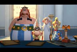 bande annonce de Astérix : Le Domaine des Dieux
