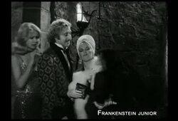 bande annonce de Frankenstein Junior