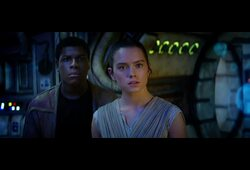 bande annonce de Star Wars : Episode VII - Le Réveil de la Force