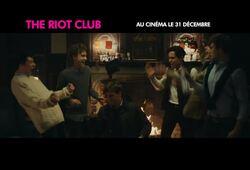 bande annonce de The Riot club
