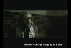 bande annonce de Harry Potter et le Prince de sang mêlé