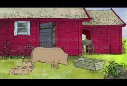bande annonce de Les aventures d'Emile à la ferme
