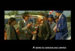 bande annonce de A bord du Darjeeling Limited