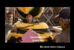 bande annonce de Bee movie - drôle d'abeille